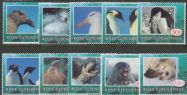 ROSS SG21-31 Wildlife set of 10 (not SG24)